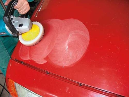 Как правильно произвести полировку кузова автомобиля своими руками. Полировка автомобиля. помощь в выборе полировальных машинок,