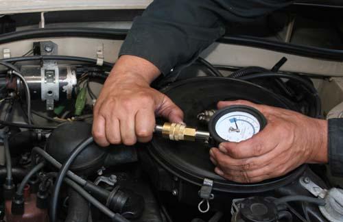Проверить компрессию двигателя своими руками 51