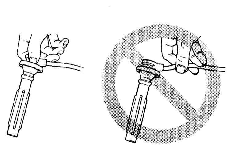 Замена свечей зажигания своими руками