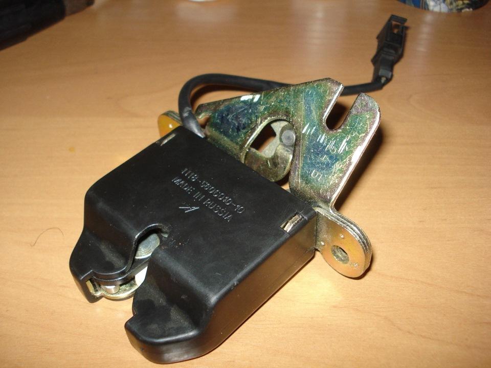 Как открыть багажник у волги без ключа