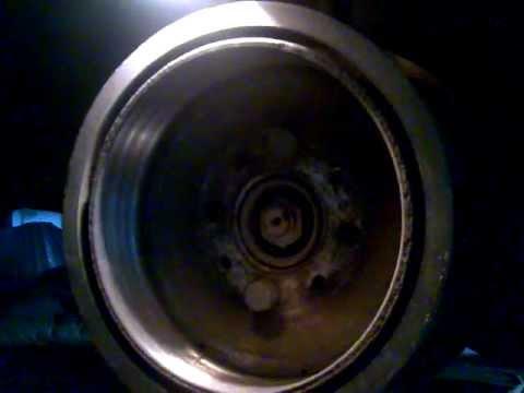 Фото №18 - ВАЗ 2110 проточка тормозных барабанов