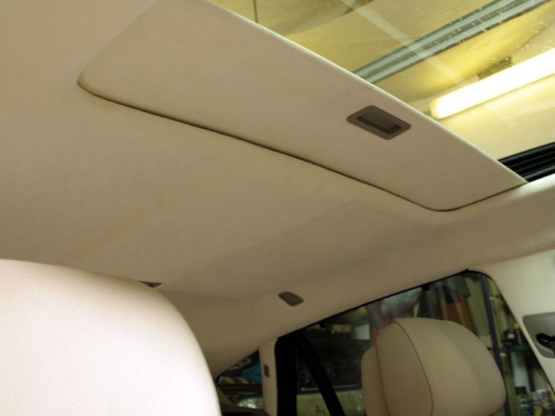 Потолок для автомобиля своими руками фото