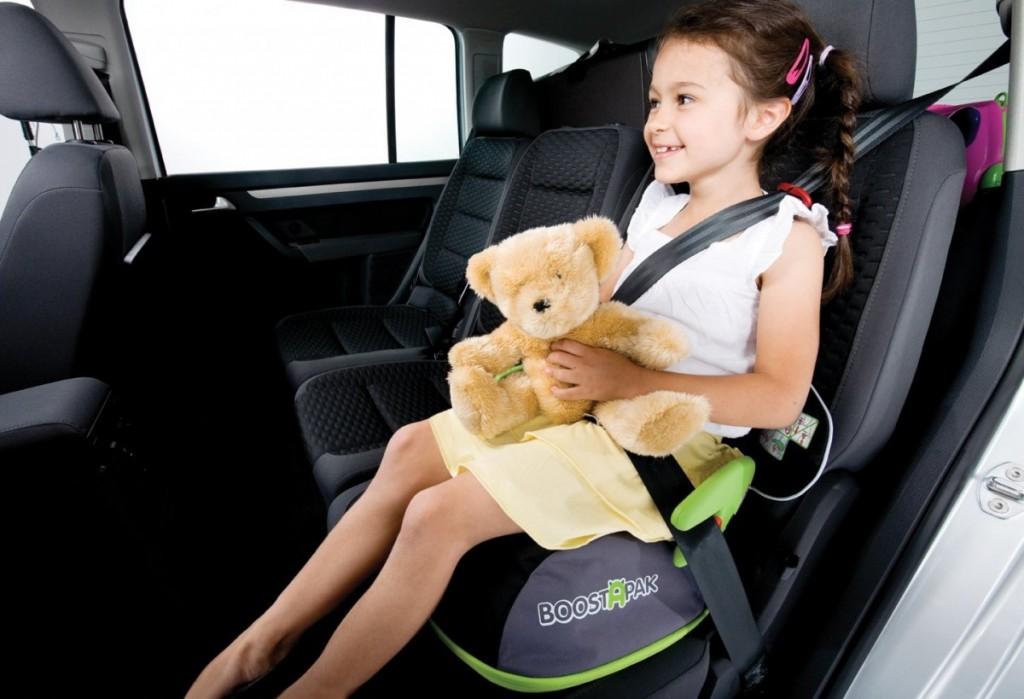 Бустер для перевозки детей