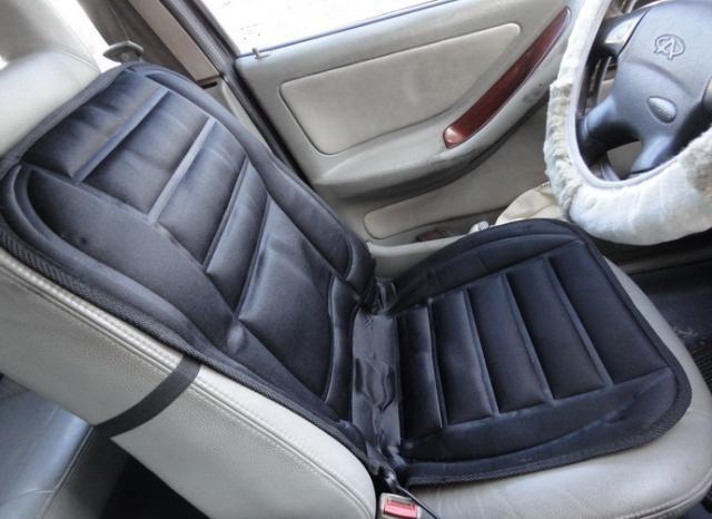 Подогрев сидений в автомобиль своими руками
