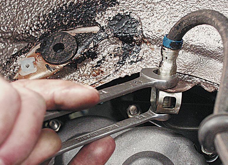 Как заменить тормозные шланги ваз 2109