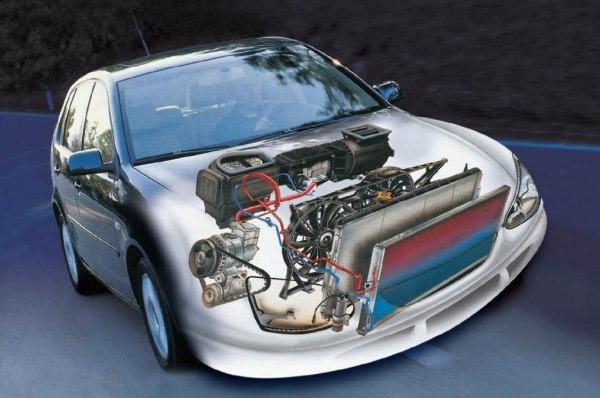 Покупаем радиатор кондиционера для автомобиля