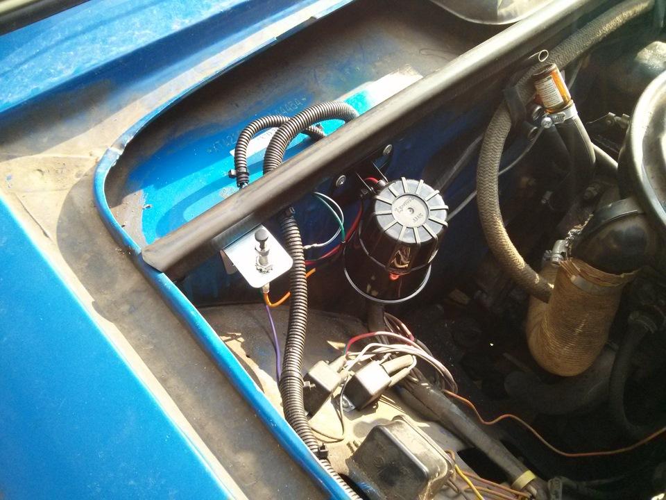 Автосигнализации установка своими руками на ваз 2109