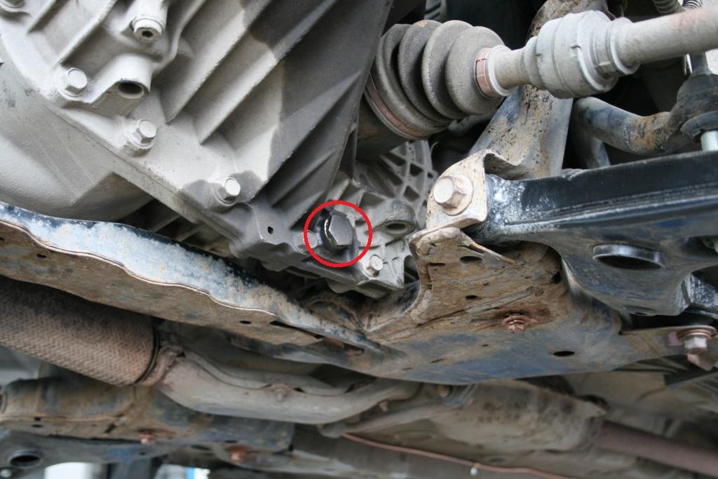 Mitsubishi Lancer 9, как заменить масло в коробке переключения передач своими руками. Как заменить масло на Mitsubishi Lancer 9.