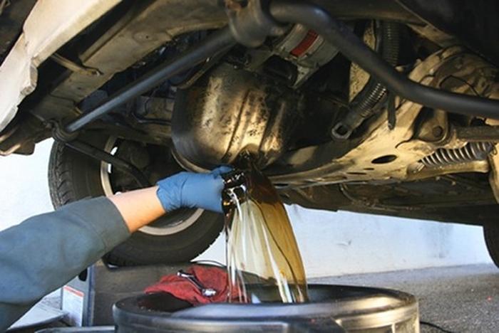 Замена масла в двигателе тойота платц своими руками 91