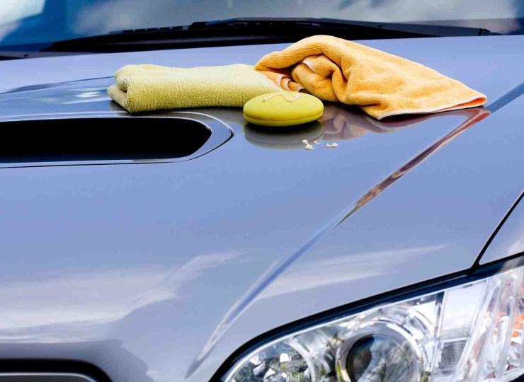 Полировка машины своими руками фото