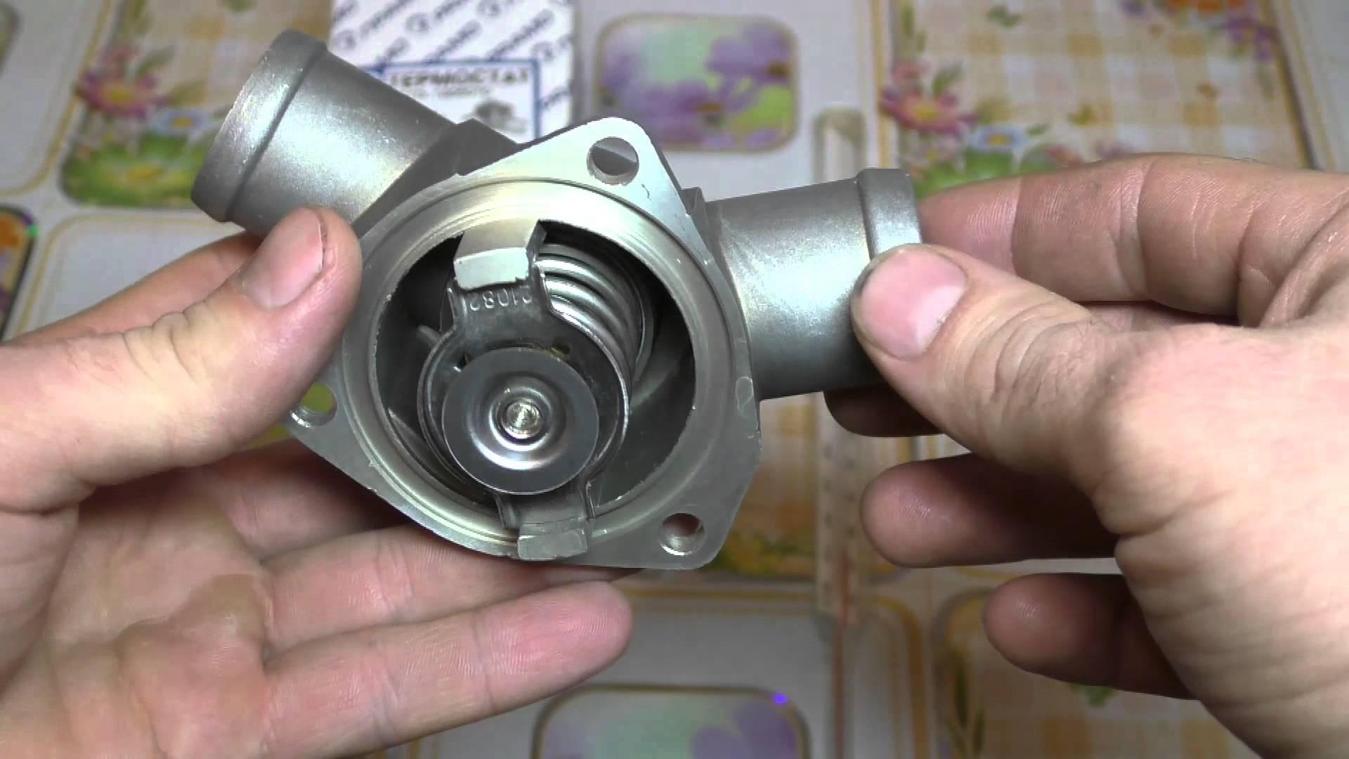 Как сделать термостат автомобили