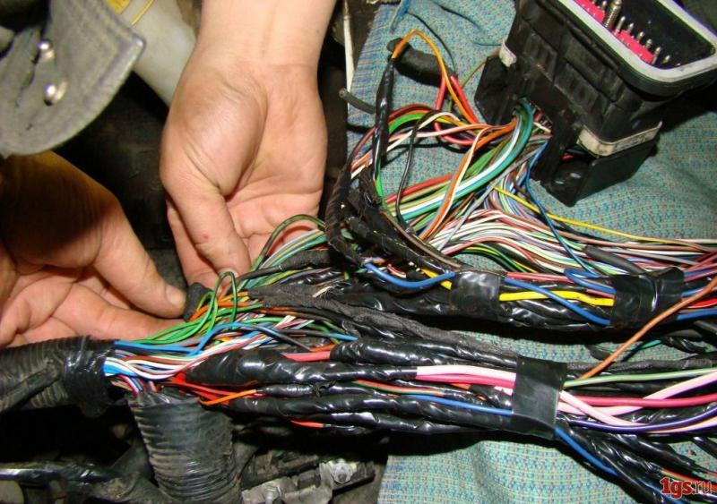 Электропроводка автомобиля своими руками 42