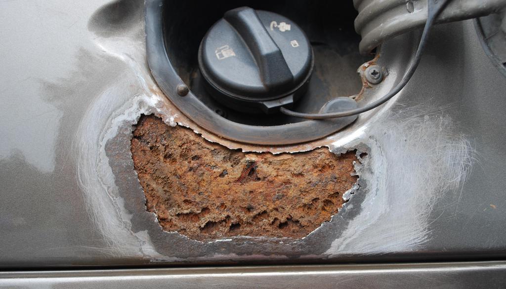 Чем устранить ржавчину на кузове автомобиля своими руками