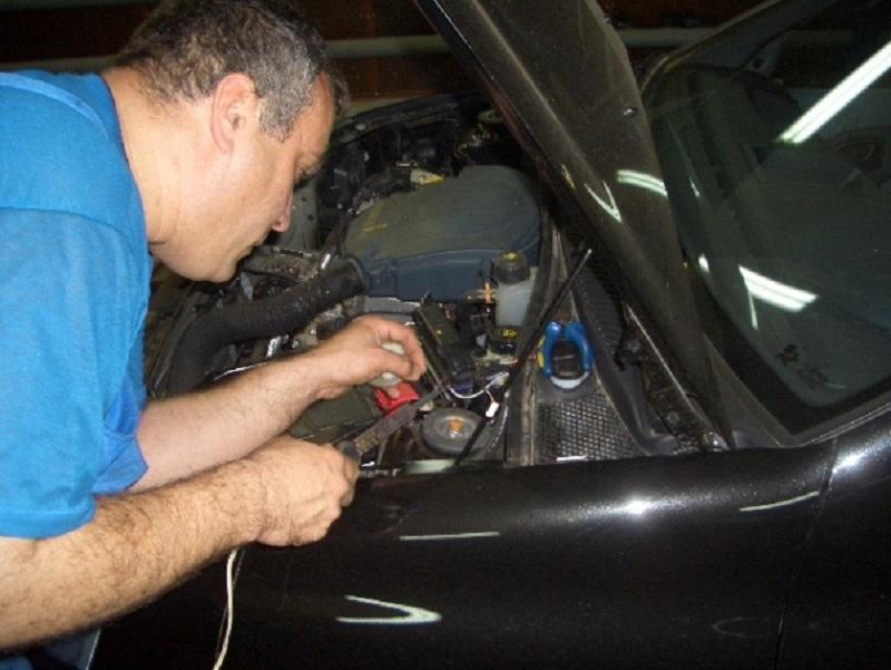 Как снять старую сигнализацию с машины своими руками