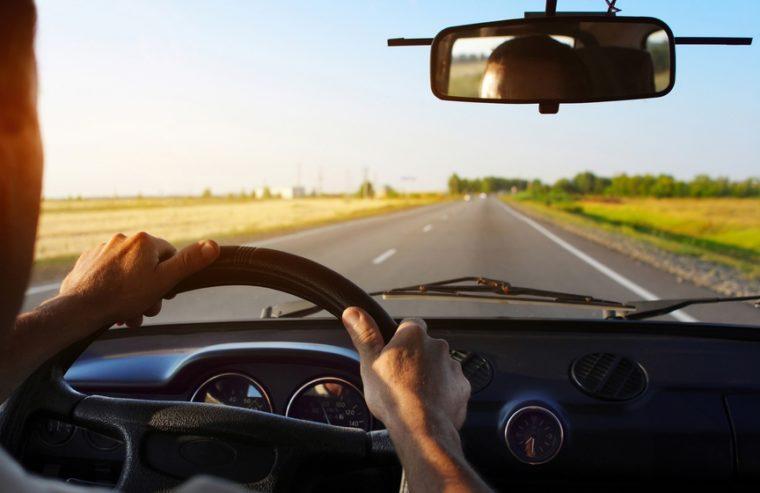 Снится ехать в машине по красивой дороге