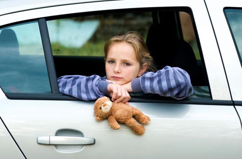 Что делать чтобы ребенка не укачало в автобусе