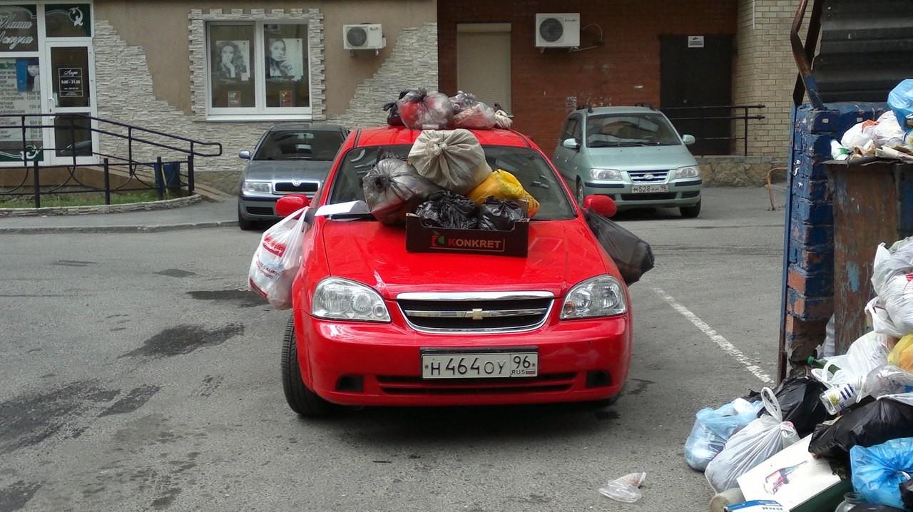 Как сделать чтобы не ставили машину под окнами