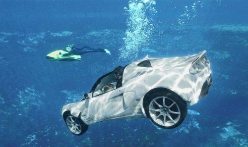 Машина тонет, что делать если тонет машина, как выбраться из тонущей машины