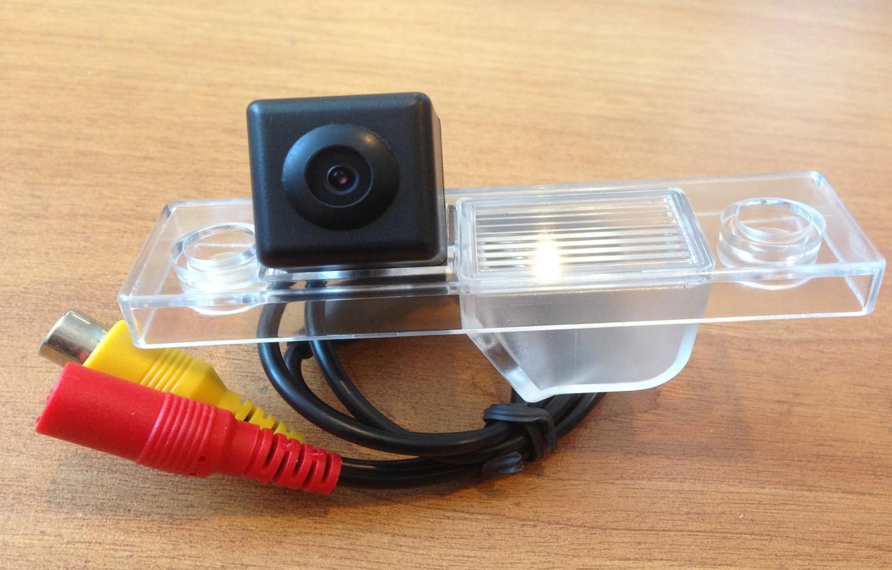 Камера заднего вида на навигатор своими руками