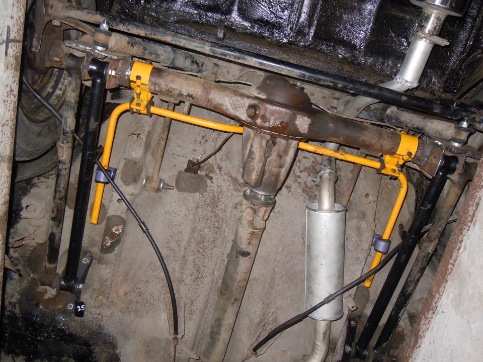 Доработка подвески ваз 2101