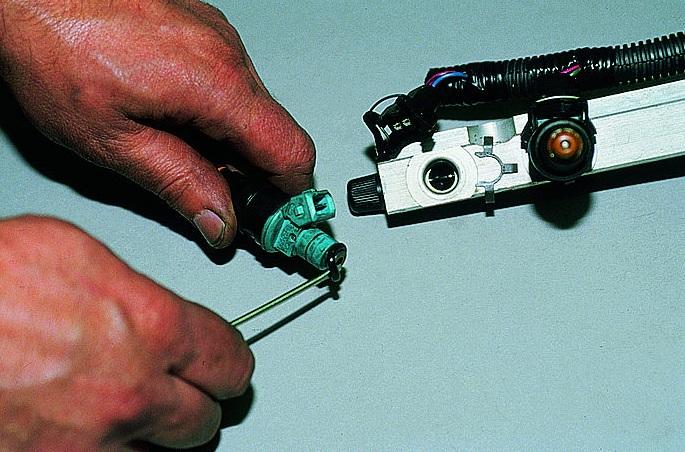 ремонт инжектора ваз 2115 своими руками