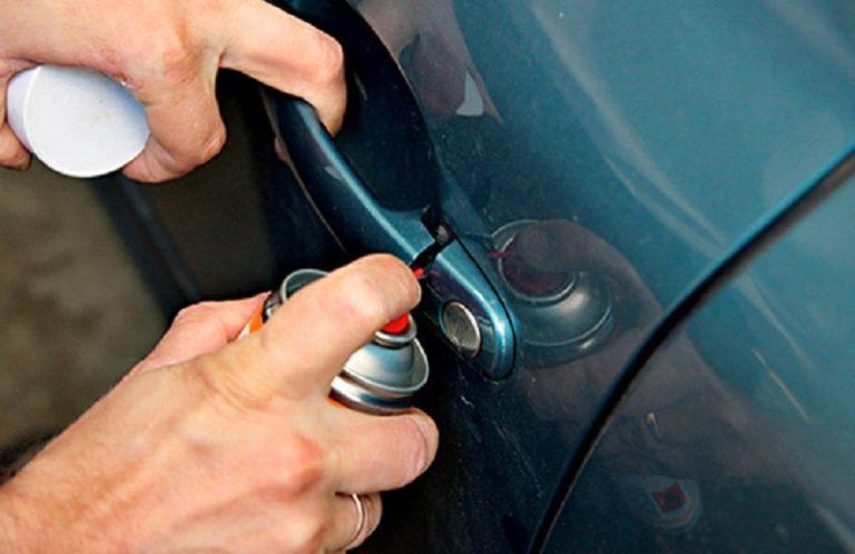 Как сделать так чтобы замки в машине не замерзали