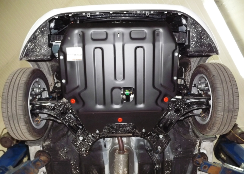Защита картера двигателя и КПП - какая лучше