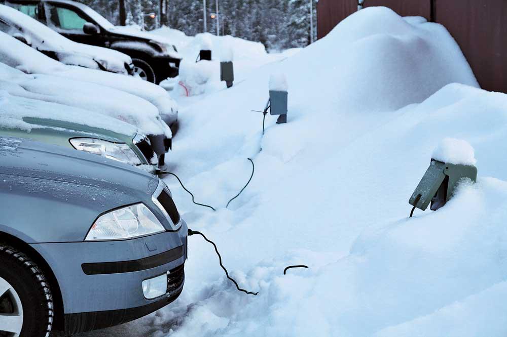 вольво запуск дизеля зимой