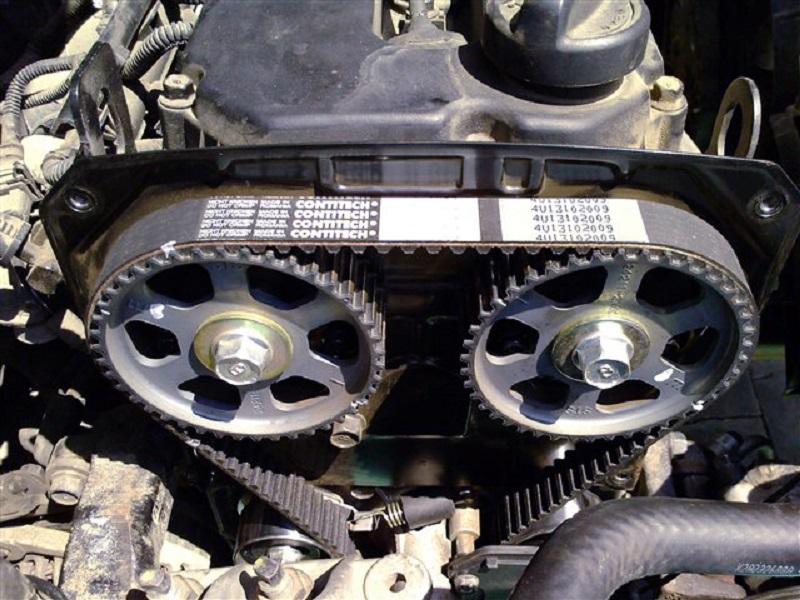 7 причин почему двигатель есть ремень ГРМ
