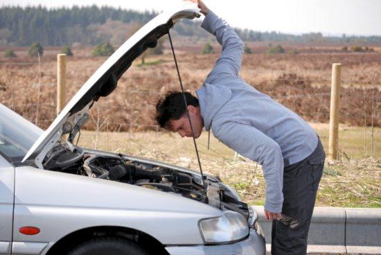 Как завести машину напрямую через стартер